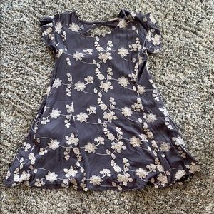 ALTARD STATE floral shift dress with pockets